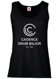 Cadence Womens Drum Major Vest - SS051